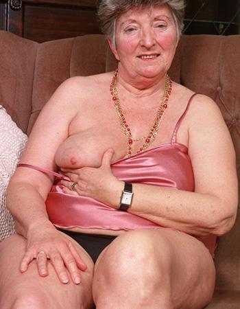 extrem alte Frau